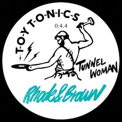 RHODE & BROWN TUNNEL WOMAN Vinyl Record