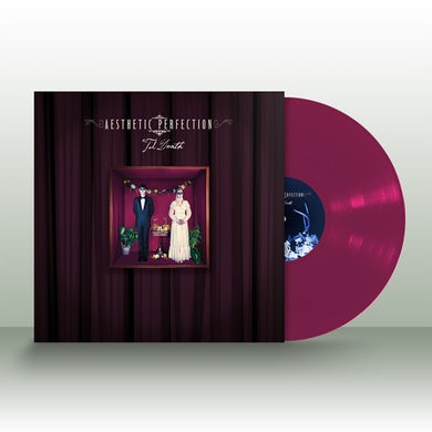AESTHETIC PERFECTION TIL DEATH (DARK PURPLE VINYL) Vinyl Record