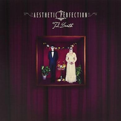 AESTHETIC PERFECTION TIL DEATH (RED VINYL) Vinyl Record
