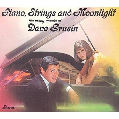 Dave Grusin PIANO STRINGS & MOONLIGHT CD