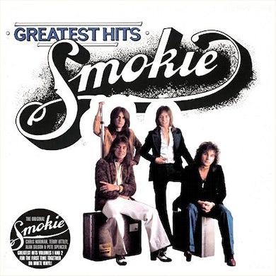 Smokie GREATEST HITS (BRIGHT WHITE EDITION) Vinyl Record