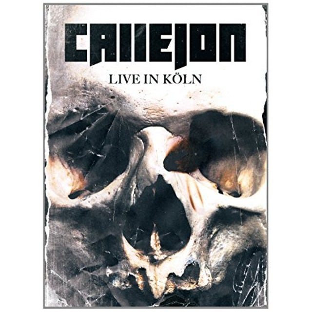 Callejon LIVE IN KOLN CD