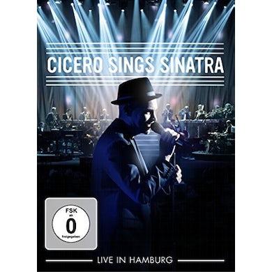 Roger Cicero CICERO SINGS SINATRA - LIVE IN HAMBURG DVD