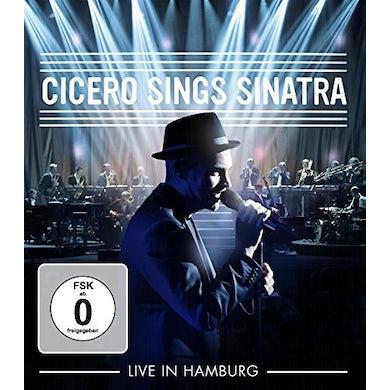 Roger Cicero CICERO SINGS SINATRA - LIVE IN HAMBURG Blu-ray