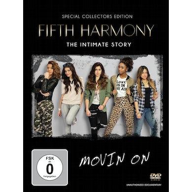 Fifth Harmony MOVIN' ON - DOCUMENTARY DVD