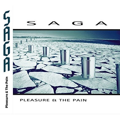 Saga PLEASURE & THE PAIN CD
