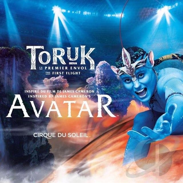 Cirque du Soleil TORUK: THE FIRST FLIGHT CD