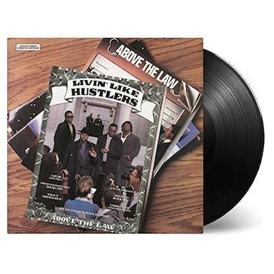 Above The Law LIVIN LIKE HUSTLERS Vinyl Record