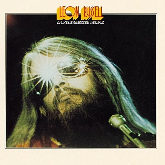 Leon Russell THE SHELTER PEOPLE CD