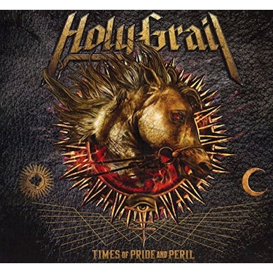 Holy Grail TIMES OF PRIDE & PERIL CD