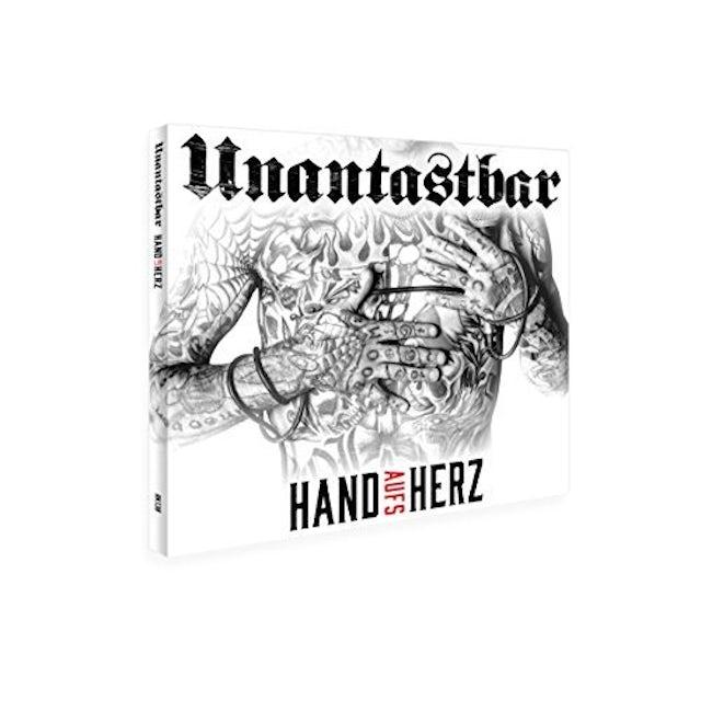 Unantastbar HAND AUFS HERZ CD