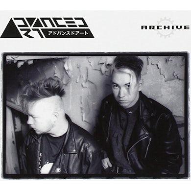 ADVANCED ART ARCHIVE Vinyl Record - UK Release