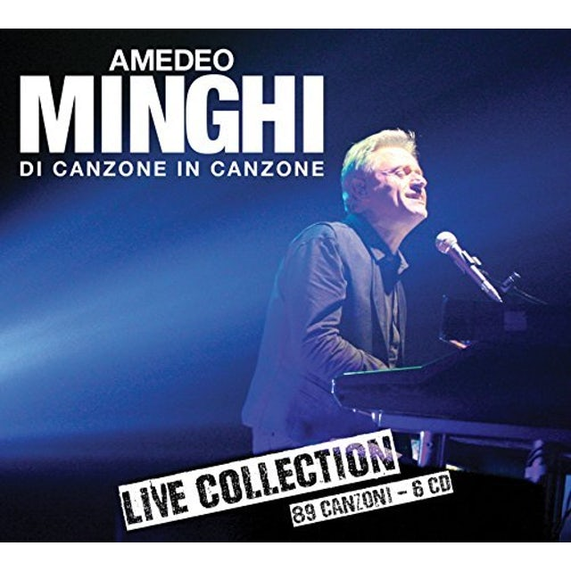 Amedeo Minghi DI CANZONE IN CANZONE CD