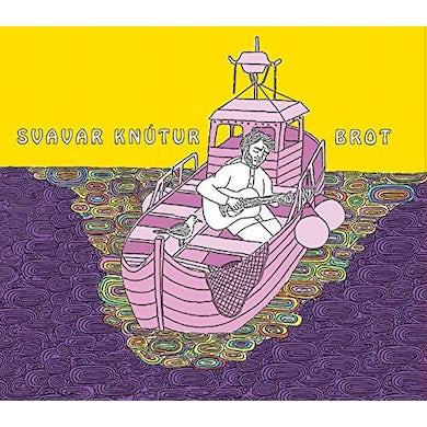 Svavar Knutur BROT CD