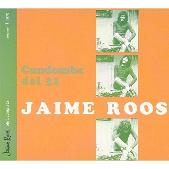 Jaime Roos CANDOMBE DEL 31 CD