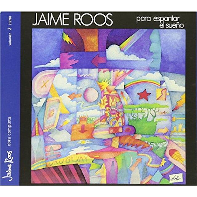 Jaime Roos PARA ESPANTAR EL SUENO CD