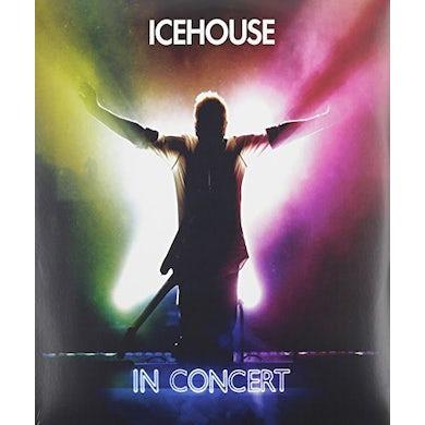 Icehouse IN CONCERT (3LP VINYL) Vinyl Record