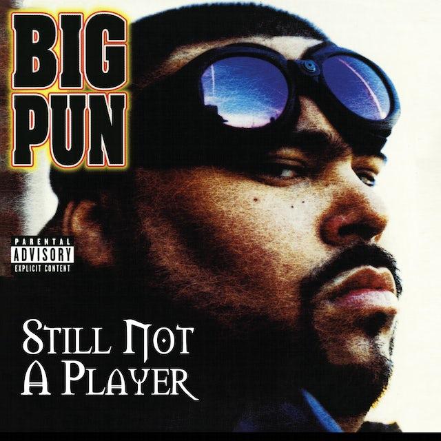 Big Pun STILL NOT A PLAYER Vinyl Record