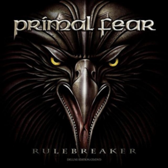 Primal Fear RULEBREAKER CD