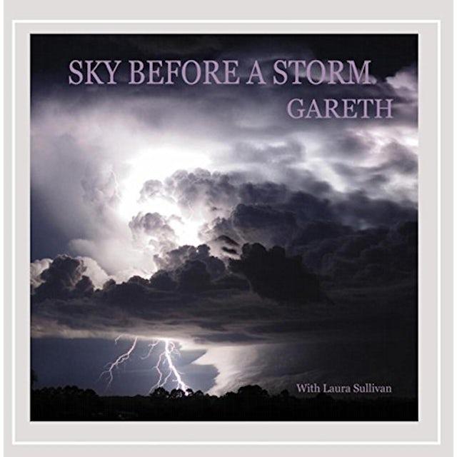 Gareth SKY BEFORE A STORM CD