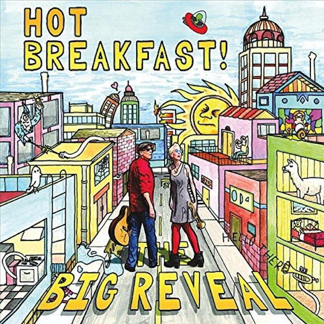 Hot Breakfast BIG REVEAL CD
