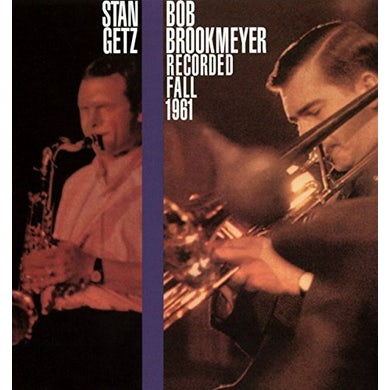 Stan Getz & Bob Brookmeyer RECORDED FALL 1961 + 4 BONUS TRACKS CD