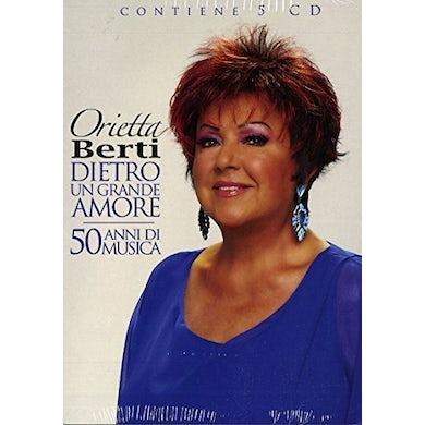 DIETRO UN GRANDE AMORE - 50 ANNI DI MUSICA CD