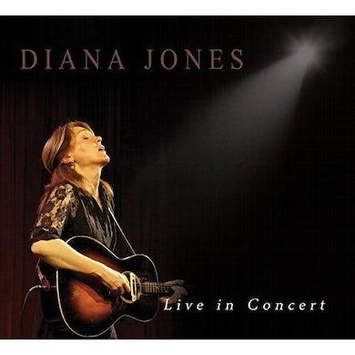 Diana Jones LIVE IN CONCERT CD