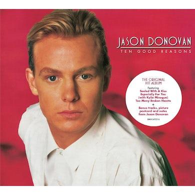 Jason Donovan TEN GOOD REASONS CD