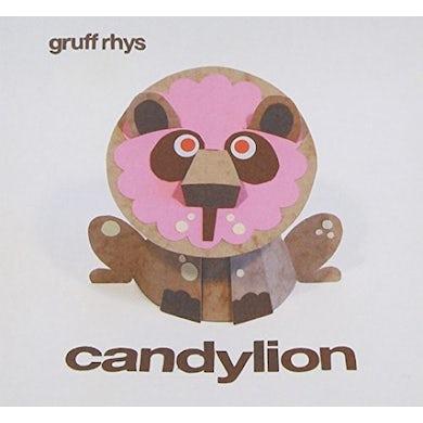 Gruff Rhys CANDYLION Vinyl Record
