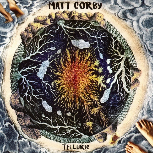 Matt Corby TELLURIC CD