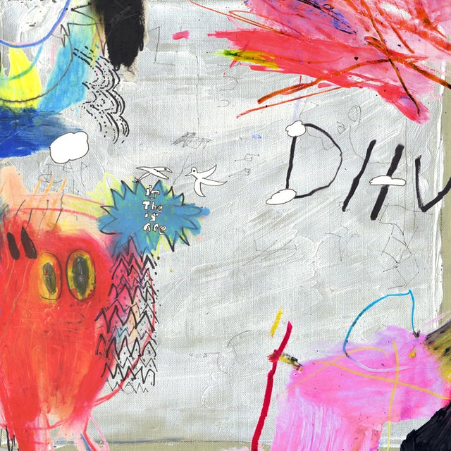 DIIV IS THE IS ARE CD