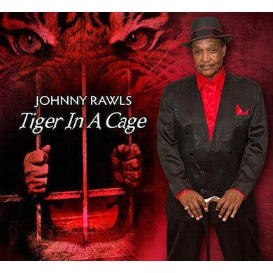 Johnny Rawls TIGER IN A CAGE CD