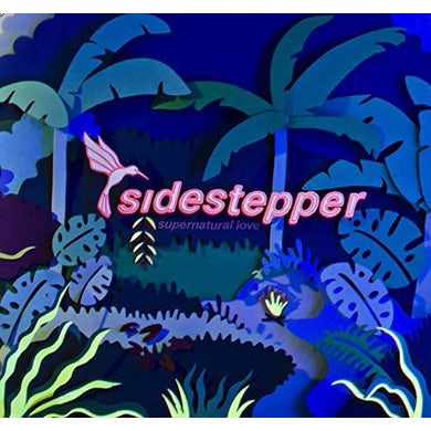 Sidestepper SUPERNATURAL LOVE Vinyl Record