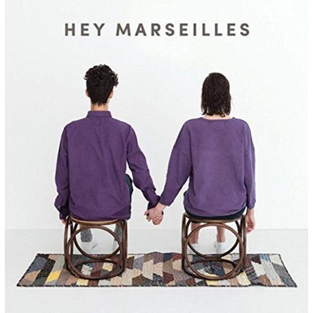 Hey Marseilles CD
