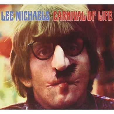 Lee Michaels CARNIVAL OF LIFE CD