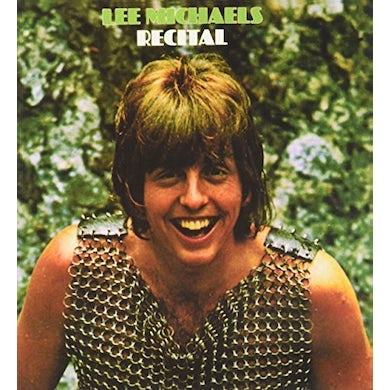 Lee Michaels RECITAL CD