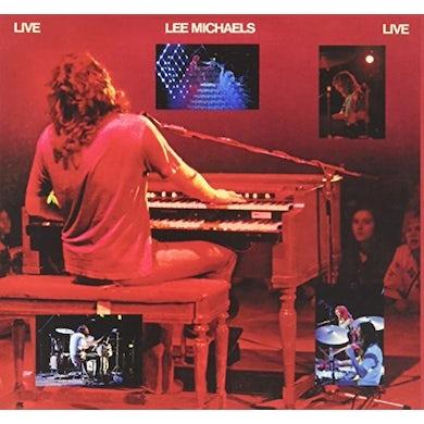 Lee Michaels LIVE CD