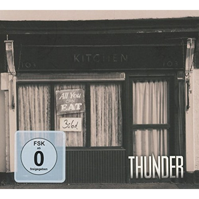 Thunder ALL YOU CAN EAT CD