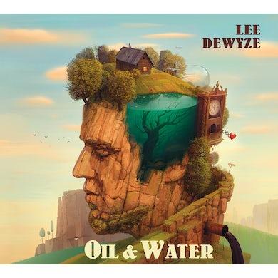 Lee Dewyze OIL & WATER CD