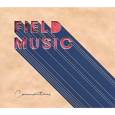Field Music COMMONTIME CD