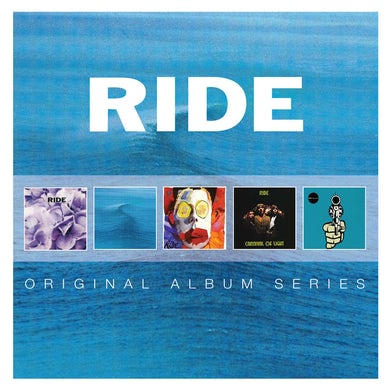 Ride ORIGINAL ALBUM SERIES CD
