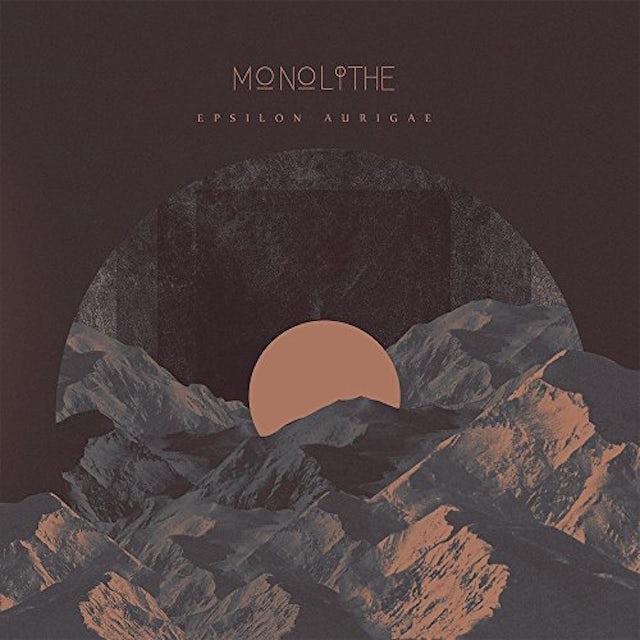 Monolithe EPSILON AURIGAE CD