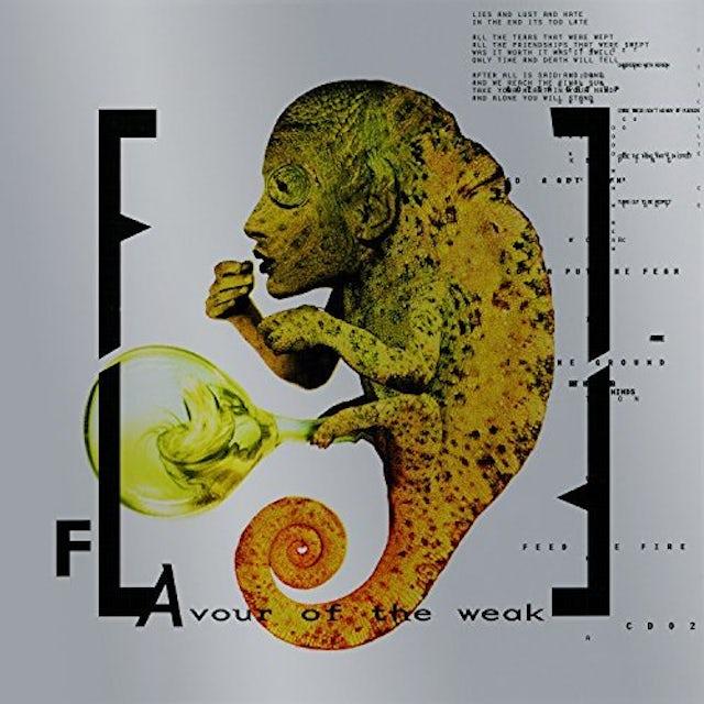 FLAVOUR OF THE WEAK  (COL) Vinyl Record - Yellow Vinyl