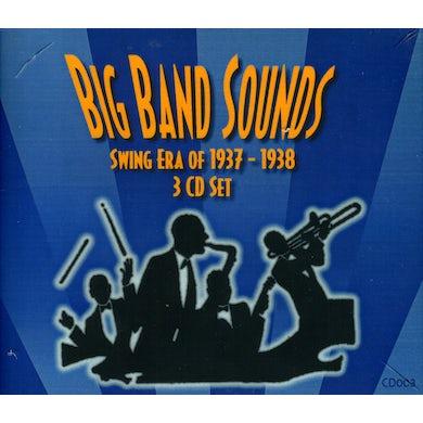 BIG BAND SOUNDS: SWING ERA 1937-1938- 3CD SET CD