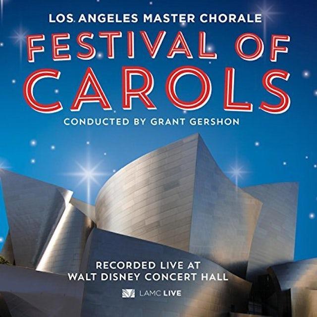 Los Angeles Master Chorale FESTIVAL OF CAROLS CD