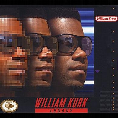 William Kurk LEGACY CD