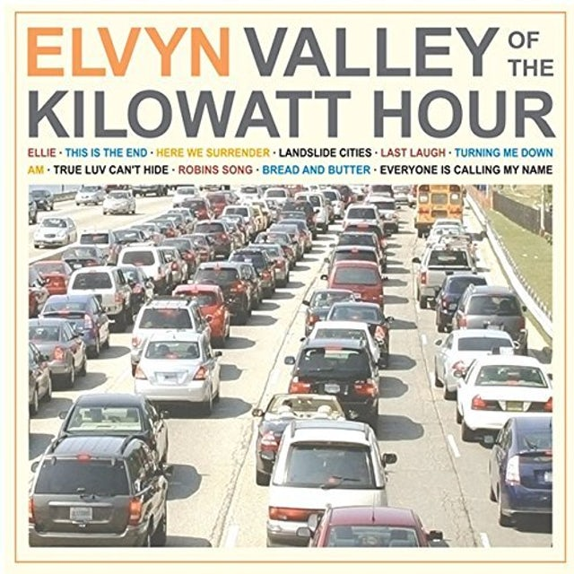 Elvyn VALLEY OF THE KILOWATT HOUR CD