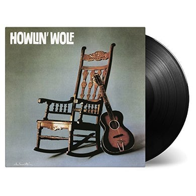 Howlin' Wolf ROCKIN CHAIR ALBUM Vinyl Record