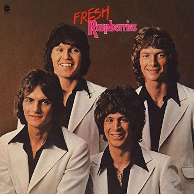 Raspberries FRESH: LIMITED CD